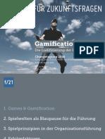 Gamification. Die Ludifizierung der Führungskultur