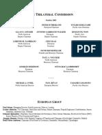 Trilateral -Bουρλουμης-Παπαδημος Αργυρος Και Σια .Ποιος Κυβερνα Αυτον Τον Τοπο.Ροκεφελερ Και Ροτσιλντ