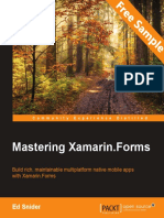 Mastering Xamarin.Forms - Sample Chapter
