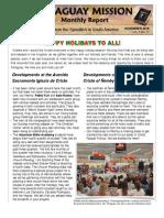 PY Mission Report - NOV 2015