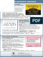 Random House Ad in The Chronicle Review February 26, 2016