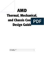 AMD Thermal - Mechanical and Chassis Cooling Design Guide