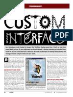 Custom Interface