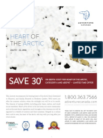 Heart of the Arctic_30% promotion