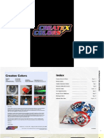 Createx Catalog 2014