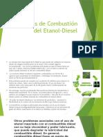 5-2-Mezclas de Combustión Del Etanol-Diesel