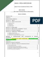 Anexo General RETIE Propuesto