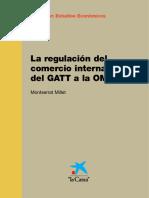 La Regula c i on Del Comercio Internacional