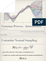 Gaussian Process Introduction