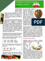 Alimentos transgénicos