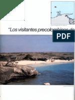 Los Visitantes Precolombinos de La Blanquilla