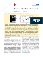 On the Extensional Rheology of Polymer Melts and Concentrated Solutions