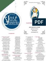 Librito de Cantos - Misa de Navidad 2015 (1)