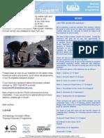 TDP Newsletter Spring 2010