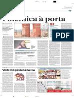 Banheiros STF Correio Braziliense
