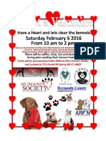 Have a Heart - Adopt a Pet!