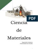 Ciencia de Materiales - Ingeniería Química