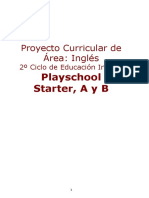 PCA Playschool Starter