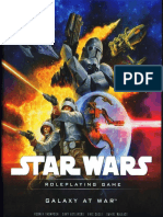 Galaxy at War - Star Wars Saga