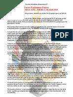 (Jornadas Lúdicas AJ3C) - Bases Torneo Warhammer Fantasy