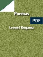 Poemas - Leonel Rugama