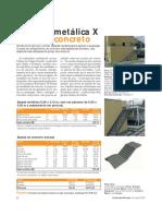 Construção Escadas Metálica X Concreto