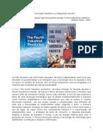 Quarta revolução industrial ou estagnação secular?