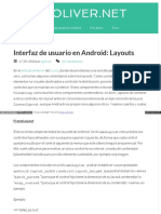 Www Sgoliver Net Blog Interfaz de Usuario en Android Layouts