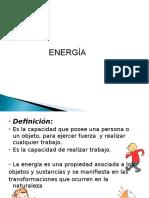 Que es la Energía