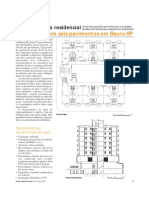 ORÇAMENTO REAL - Edifício de Uso Residencial e Comercial Com Seis Pavimentos Em Bauru-SP