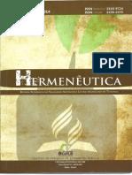 Portada hermeneutica