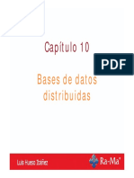 Bases_asir_cap10 Bases de Datos Distribuidas Luis Hueso Ibáñez