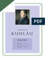 Frederik Kuhlau - Sonatines Op 20-55-60-88.pdf