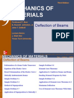 9 beam deflection