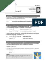 Taller de Matemáticas - Clase 04 - Guía 03