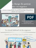 """2016-6 DESC MU Le Patient """"Main"""" Aux Urgences"""