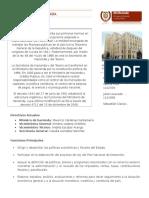 Resumen Ministerio de Hacienda