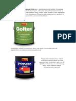 GOLTEX Anti Hongos Satinado 1100