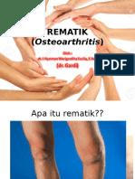 Penyuluhan Osteo Artritis Gardi