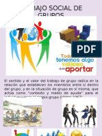EXPOSICION1-Trabajo Social de Grupos