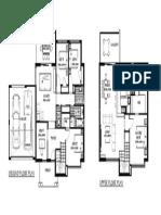 IV450 Floor Plan the Rockwell Rear Balcony