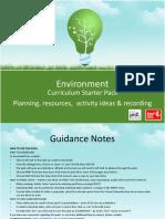 Environment Starter Pack