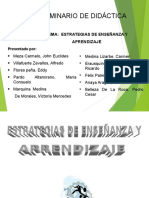 ESTRATEGIAS DE ENSEÑANZA Y APRENDIZAJE- EXPOSICION.ppt