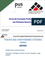 14. CFP EM PRIMEIROS SOCORROS_Trauma das extermidades e tecidos moles.pdf