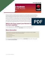 Remote Access Vulnerabilities
