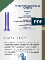 ERP(Gestión De La Produccion 2)