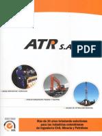 BROCHURE ATR S.A.S