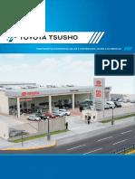 Brochure Toyota Tsusho Automoviles S.a.C.