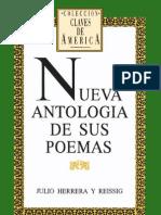 Herrera y Reissig - Nueva antología de sus poemas