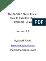 DADGAD Chord Primer 2.2